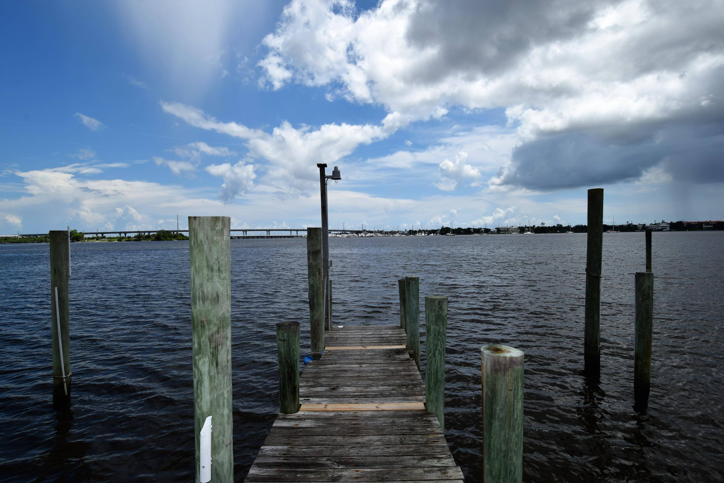 Photo of home for sale at 1110 5th Terrace SW, Palm City FL