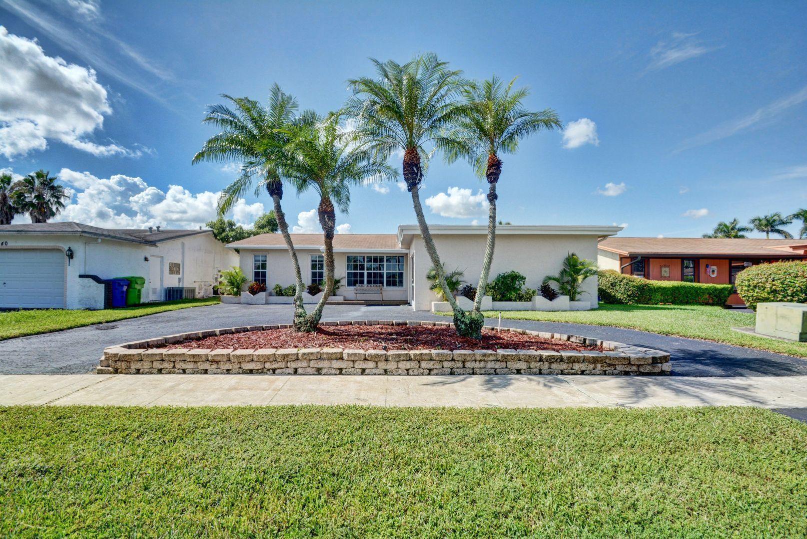 Home for sale in SUNRISE GOLF VLG SEC 24 PART 5 Sunrise Florida