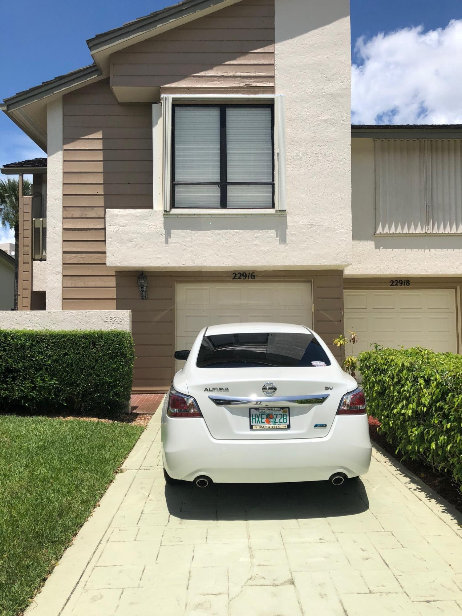 Photo of home for sale at 22916 Ironwedge Drive, Boca Raton FL