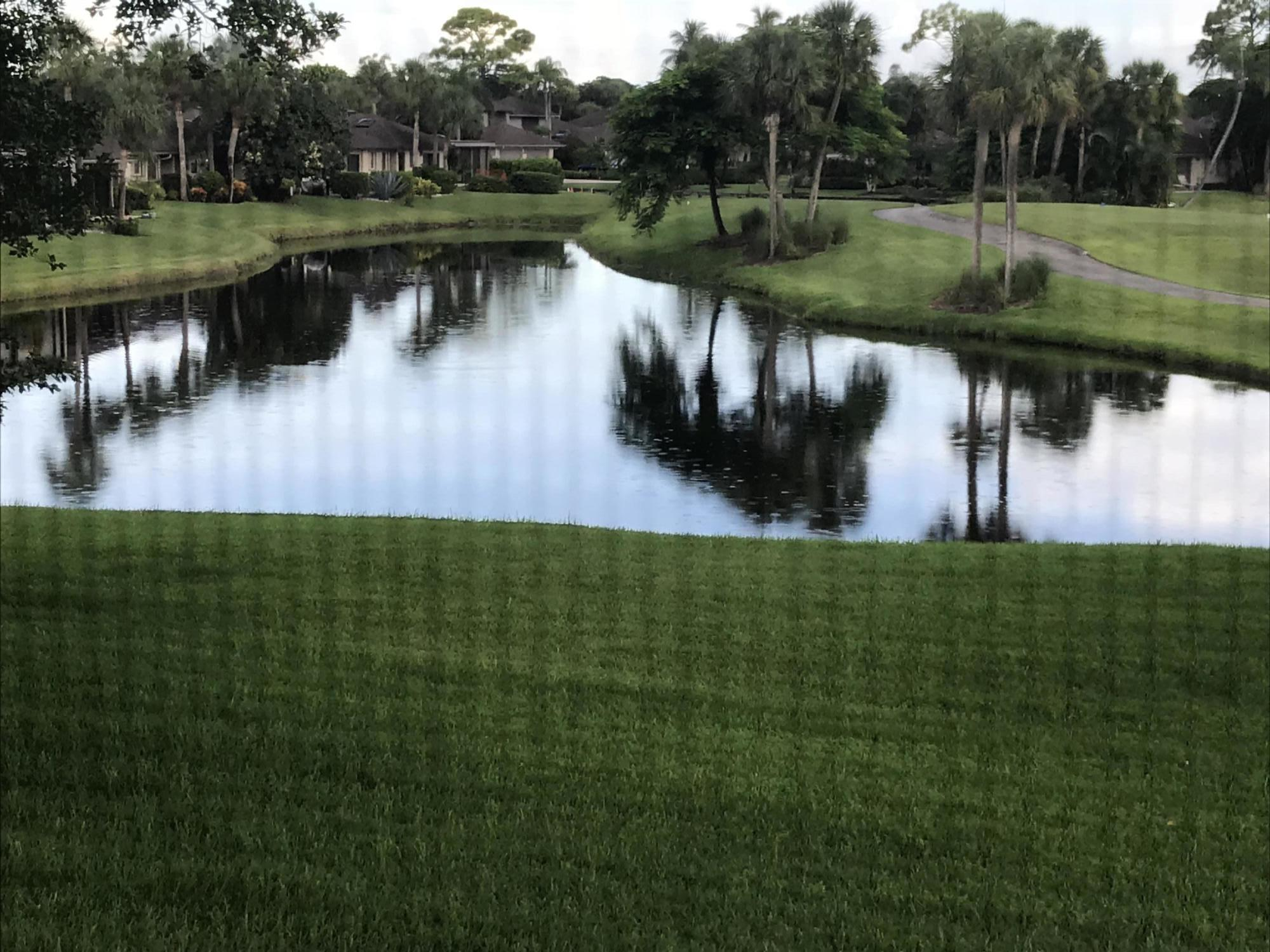 Photo of home for sale at 7809 Lakeside Boulevard, Boca Raton FL