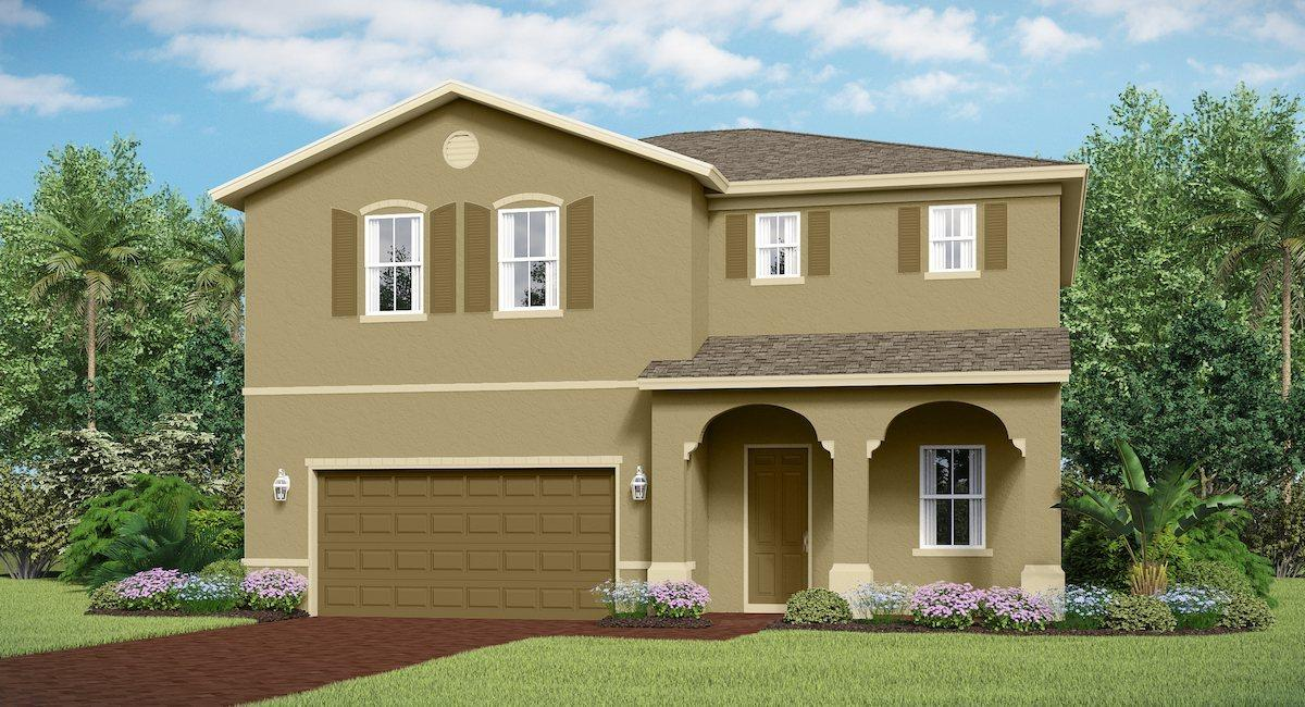 Photo of home for sale at 4222 Birkdale Drive, Fort Pierce FL