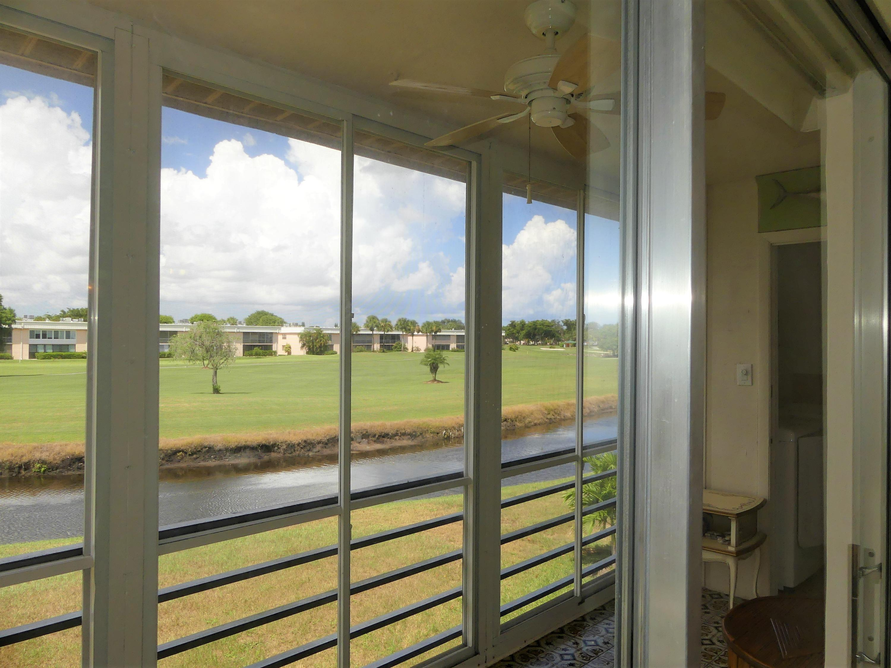 Photo of home for sale at 556 Flanders L, Delray Beach FL