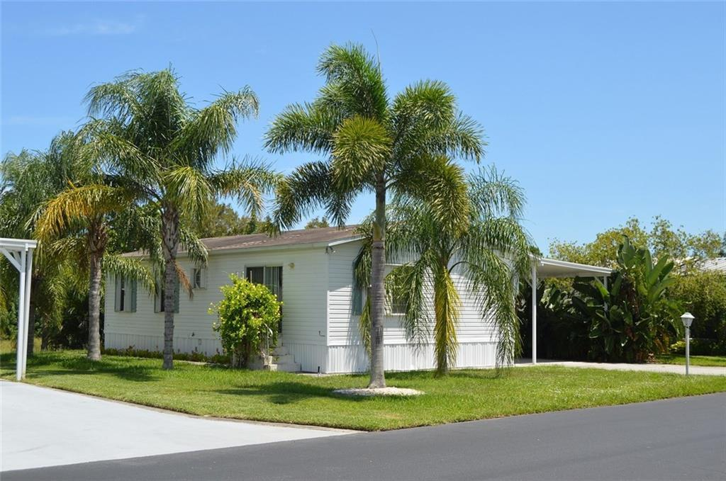 Photo of home for sale at 9800 61st Terrace, Sebastian FL