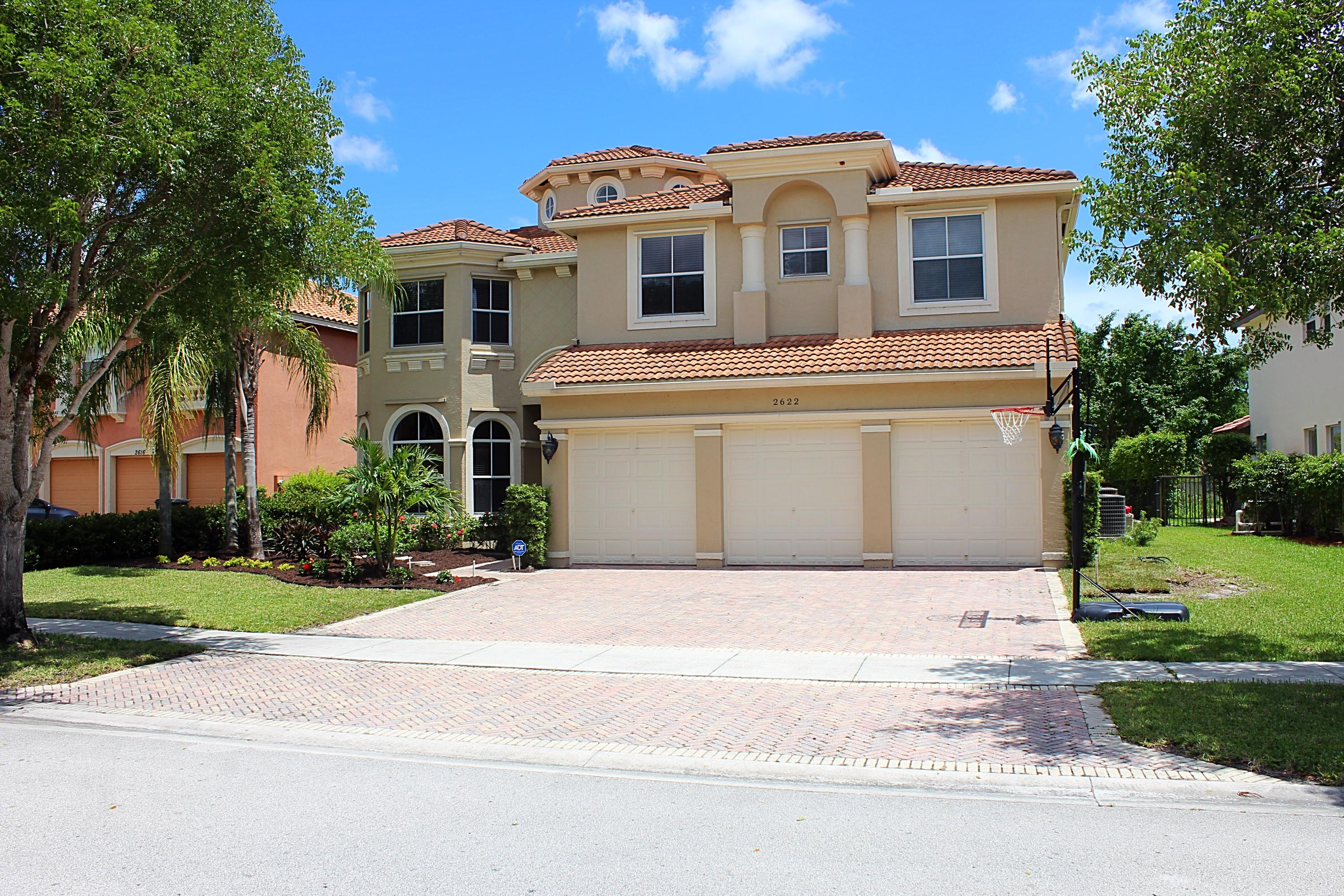 2622 Danforth Terrace Wellington, FL 33414