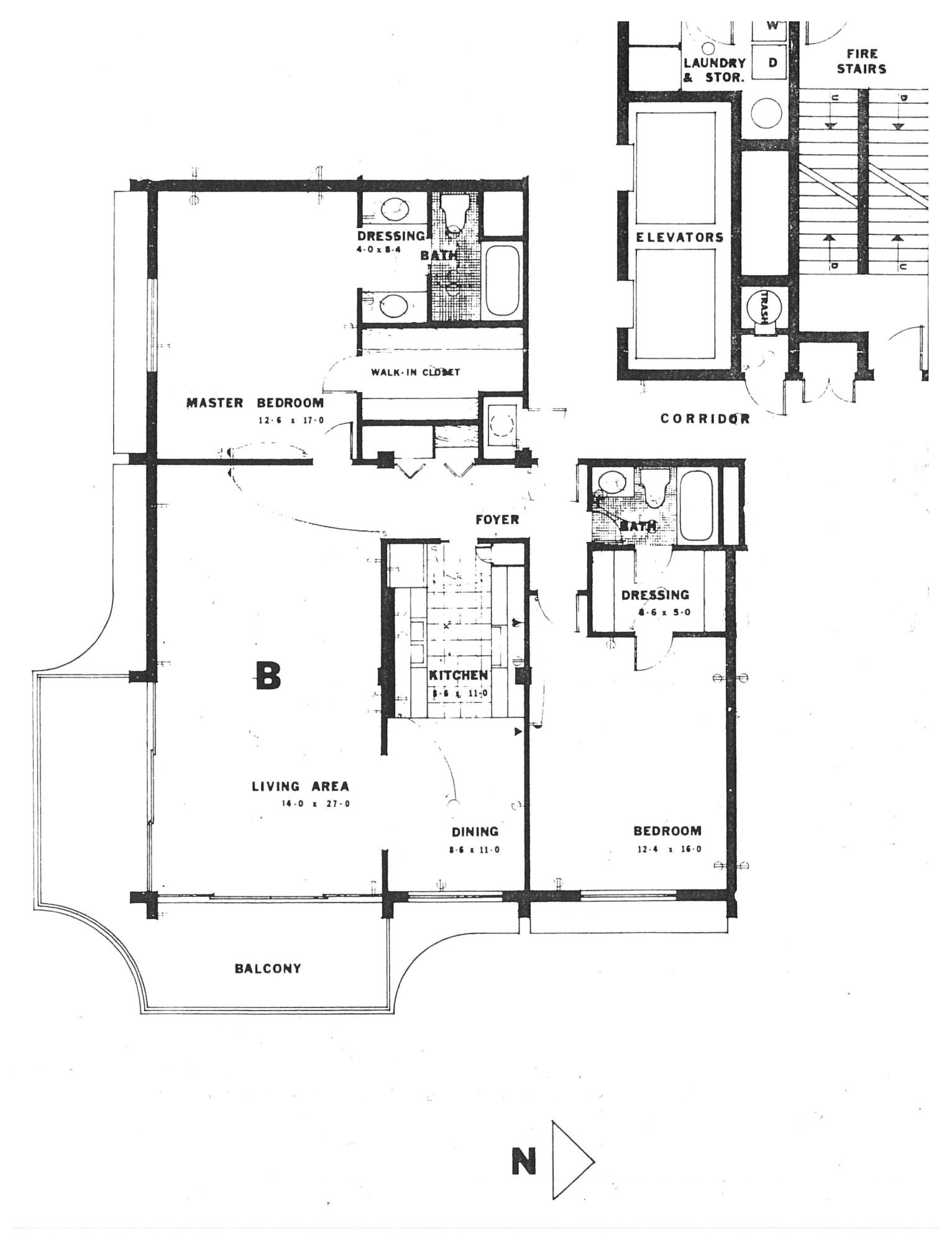 DUNES TOWERS HOMES