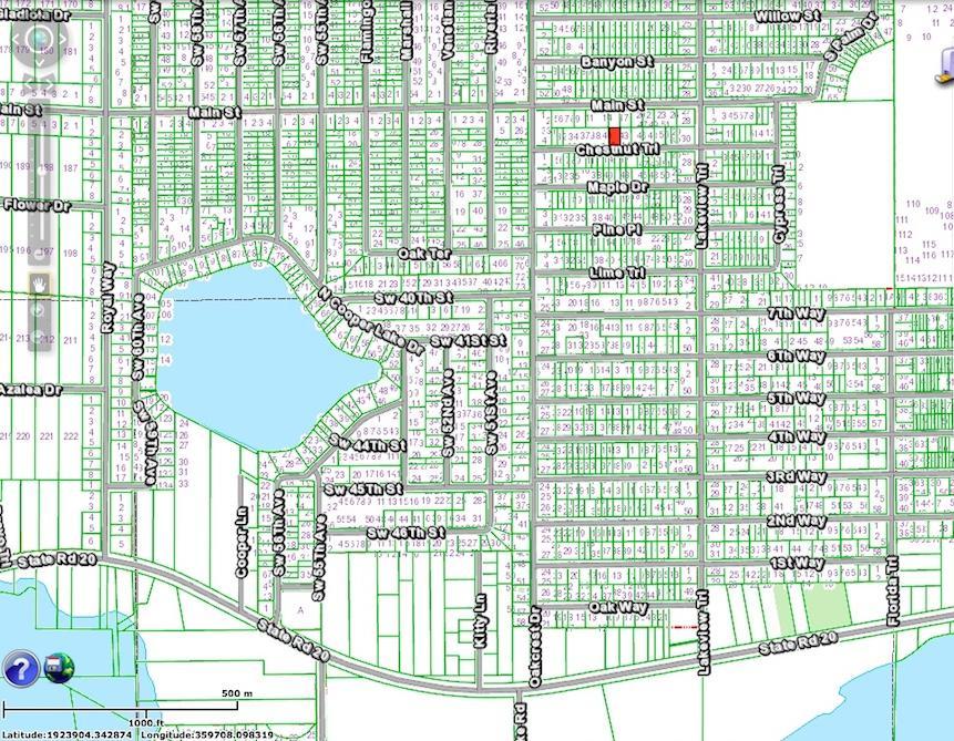 Photo of home for sale at 122 Chestnut Trail, Interlachen FL