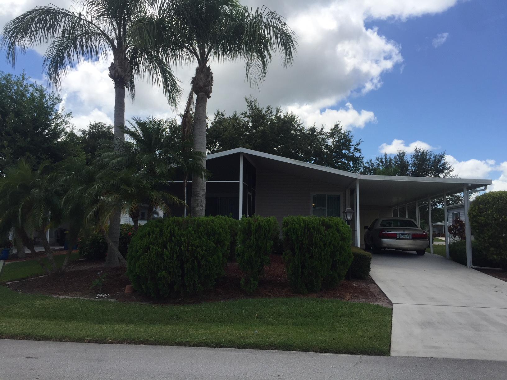 Photo of home for sale at 3809 Morning Dove Court, Port Saint Lucie FL