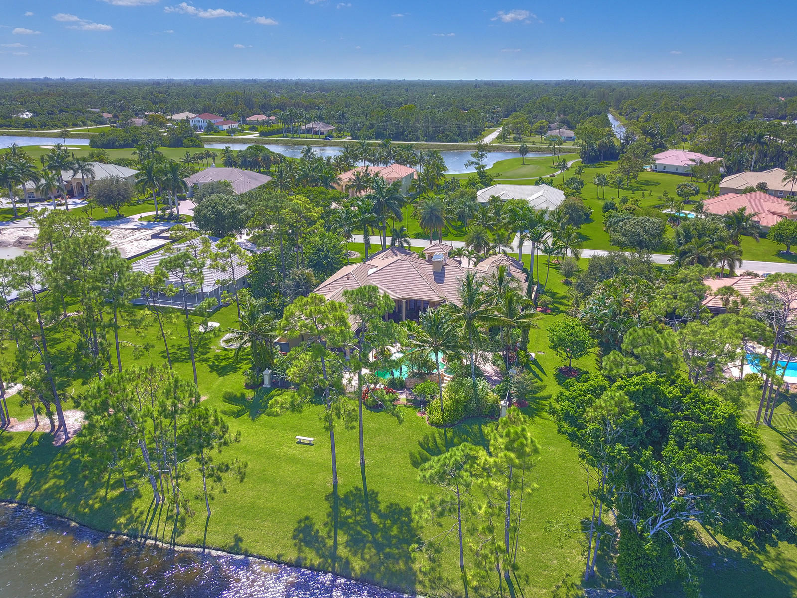 BAY HILL ESTATES PALM BEACH GARDENS FLORIDA