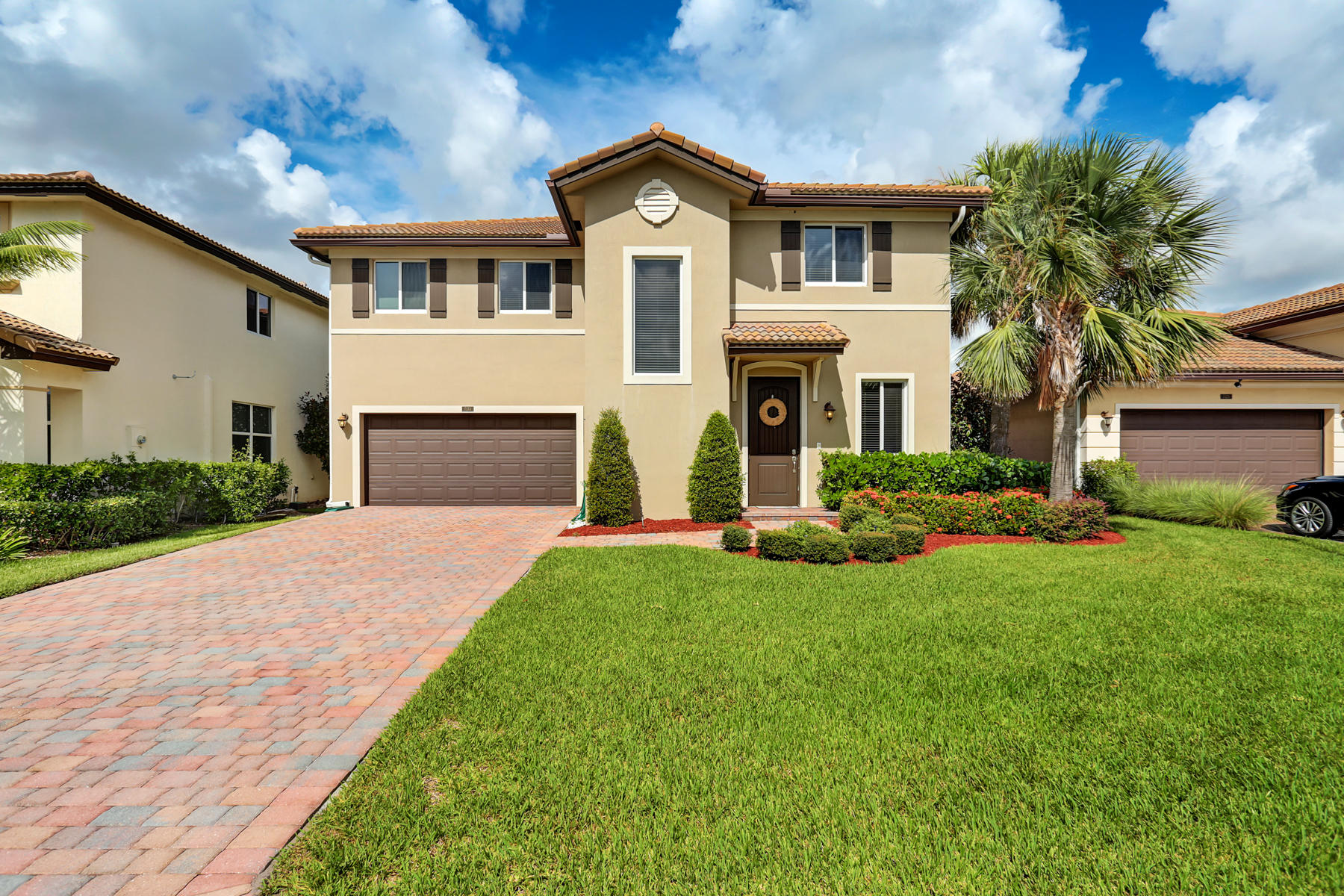 Home for sale in VISTA LAGO Lake Worth Florida