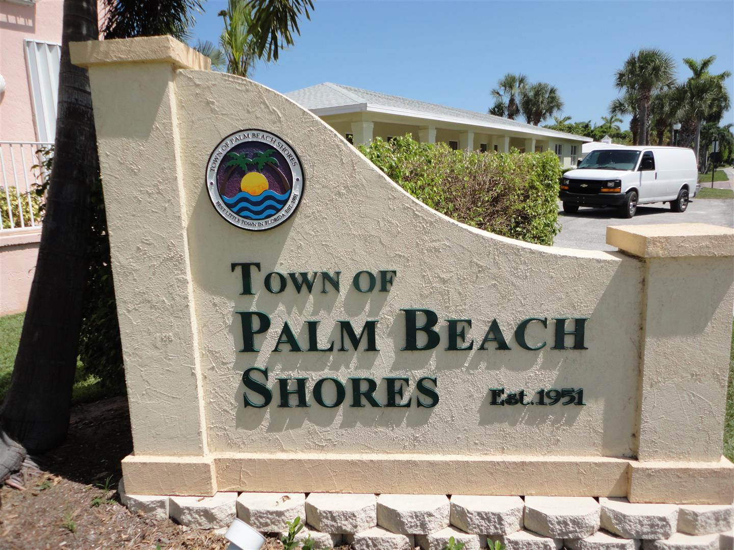 Home for sale in LAKE DRIVE & INLET CORP ET AL Palm Beach Shores Florida