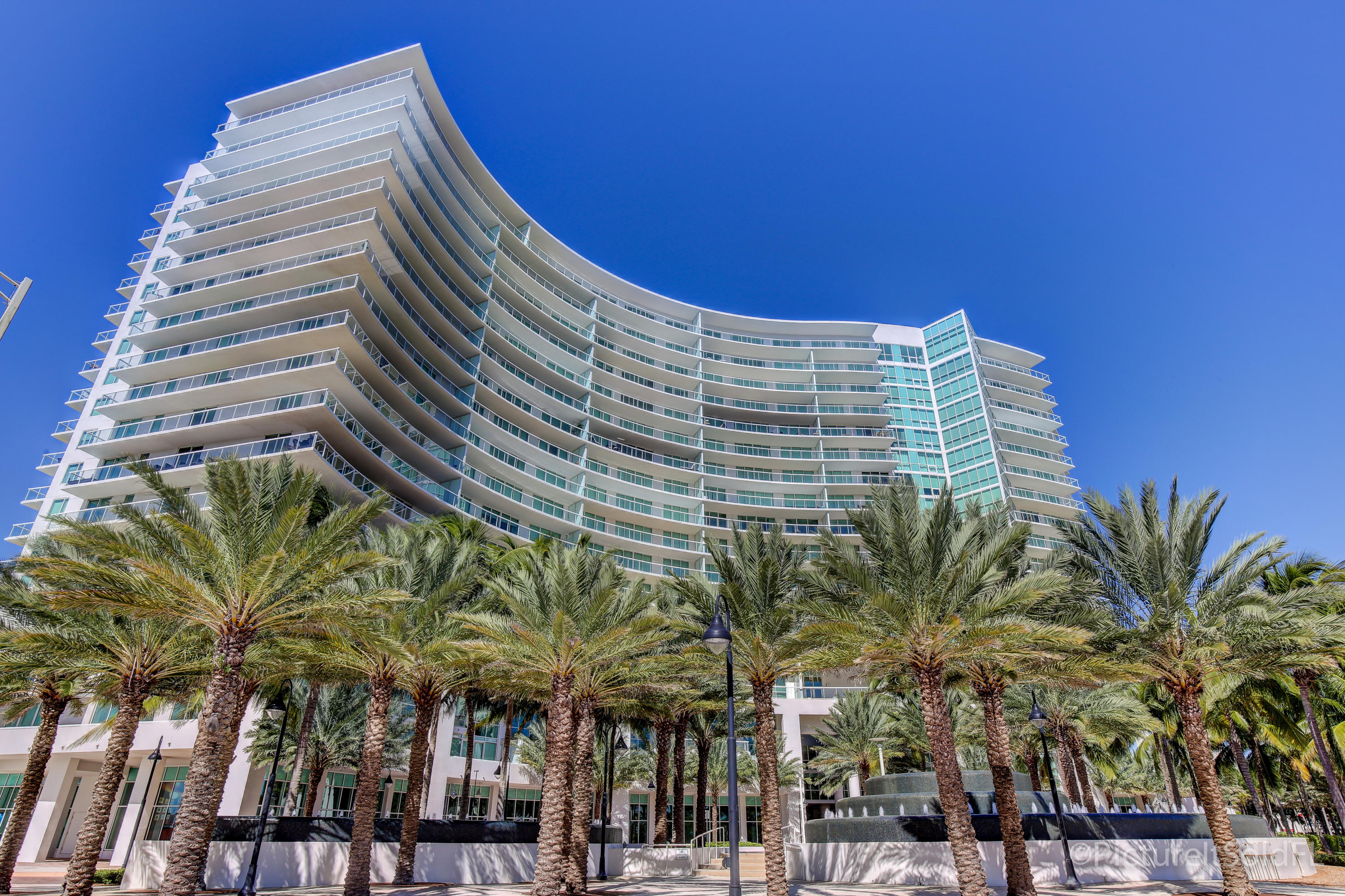Home for sale in PLAZA AT OCEANSIDE (THE) CONDO Pompano Beach Florida