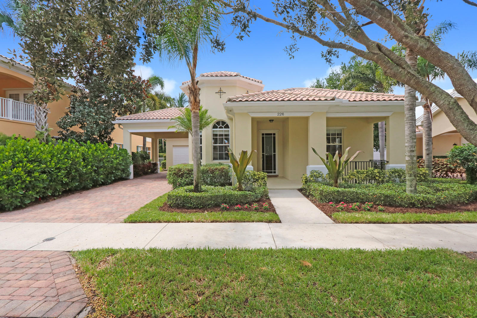 New Home for sale at 226 San Remo Drive in Jupiter