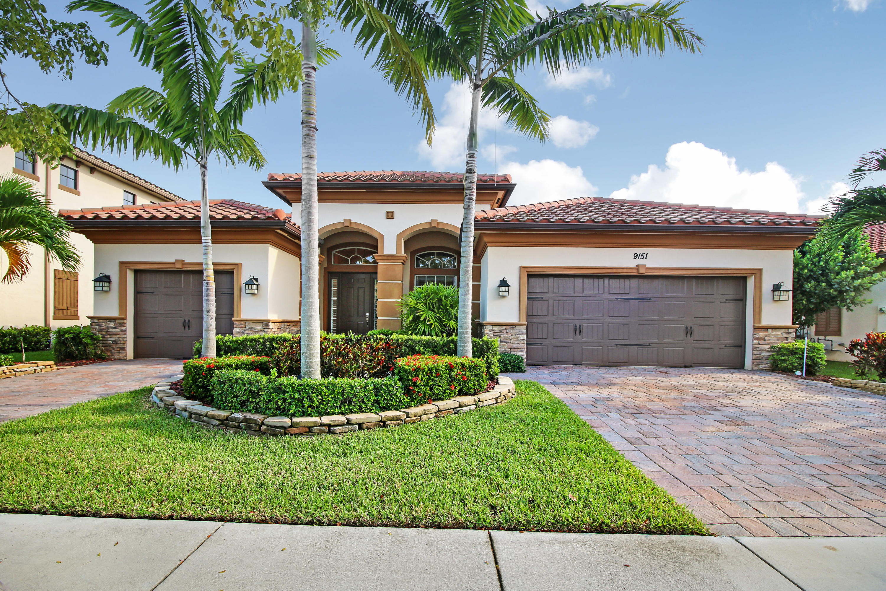 Home for sale in Miralago Parkland Florida