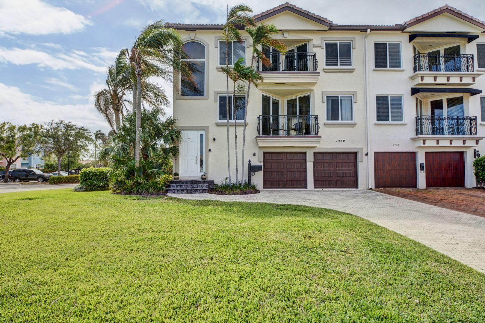 Home for sale in LIGHTHOUSE POINT 2ND SEC Lighthouse Point Florida