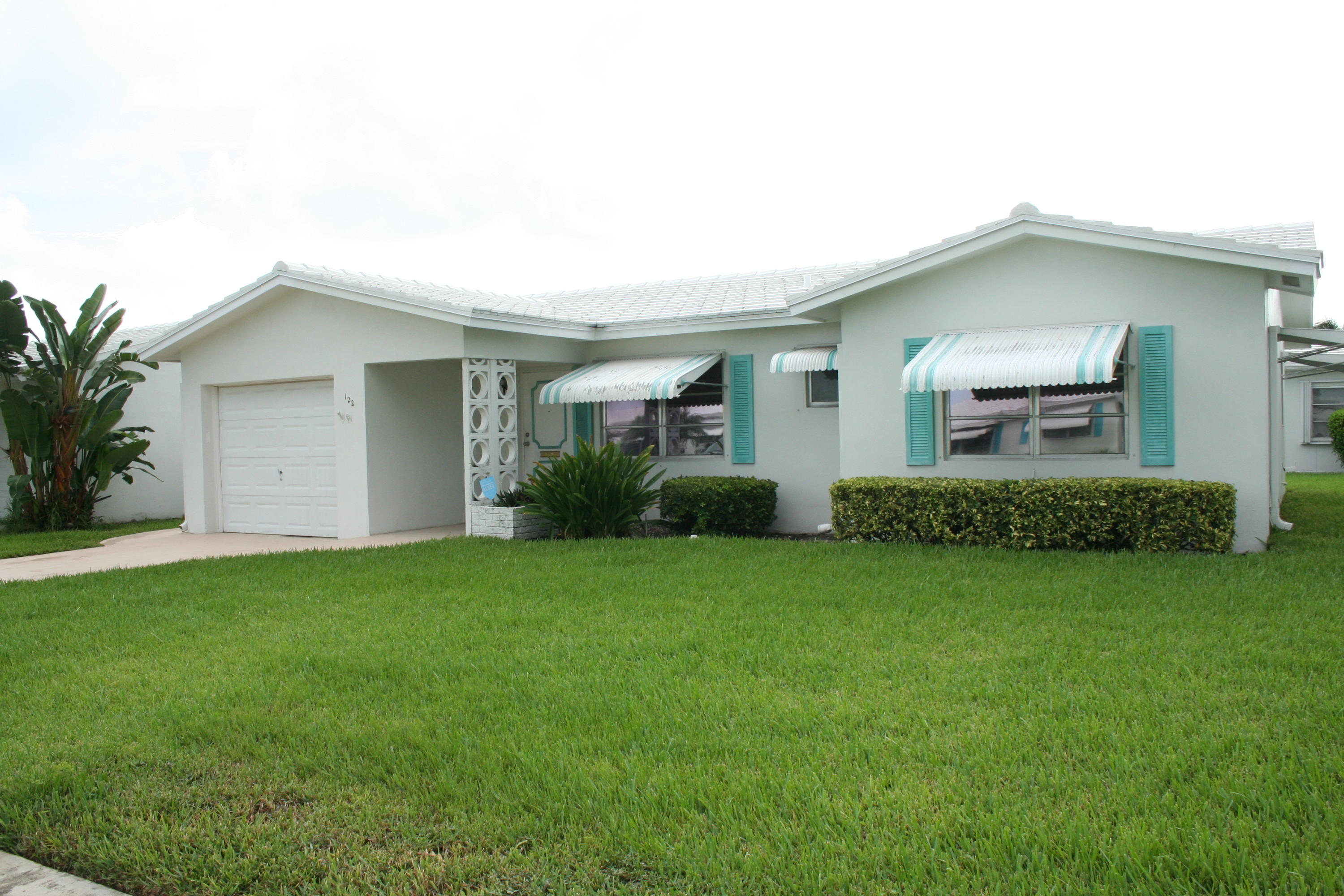 Home for sale in PALM BEACH LEISUREVILLE REPLAT Boynton Beach Florida