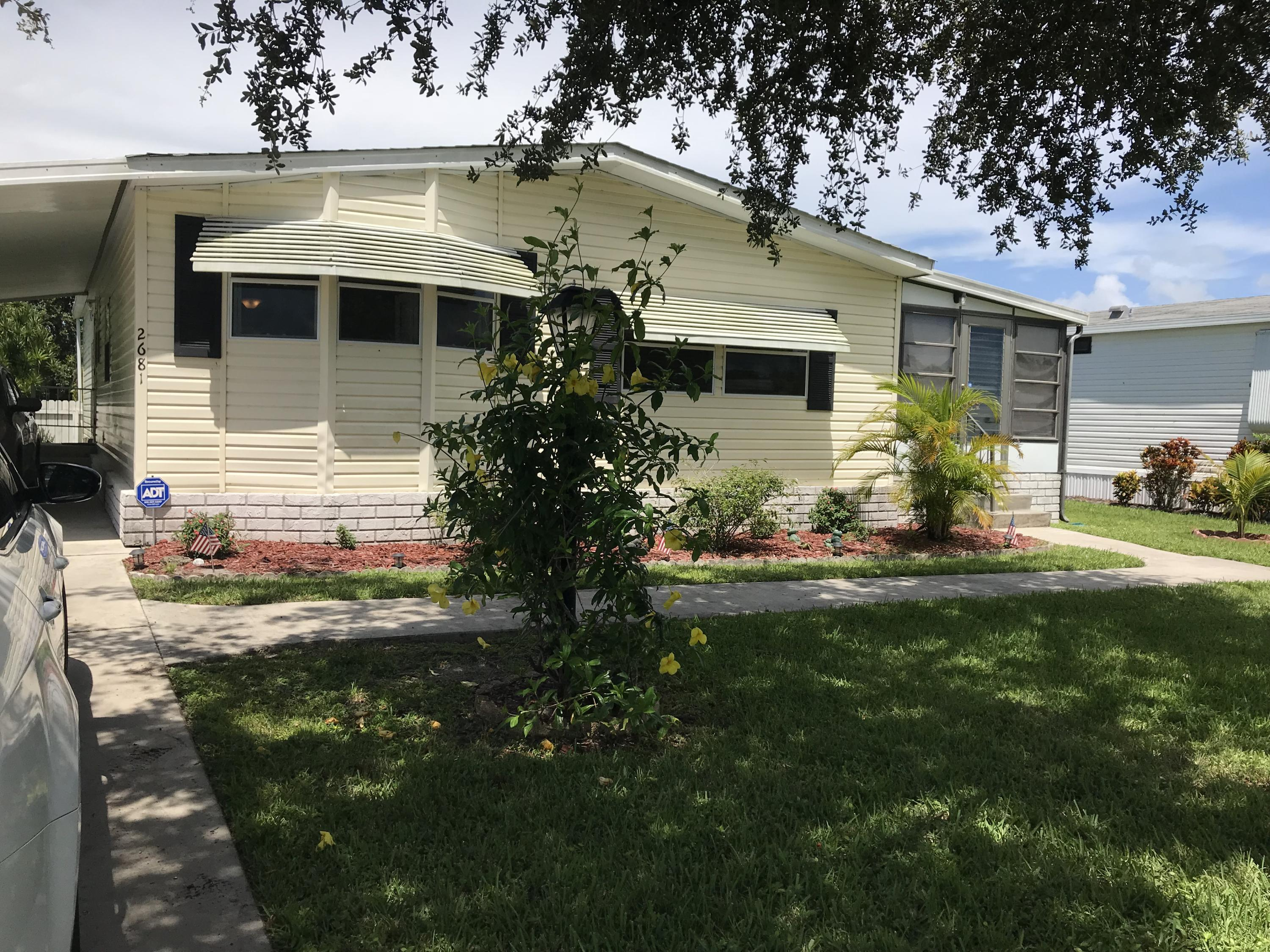 Home for sale in ST LUCIE FALLS Stuart Florida
