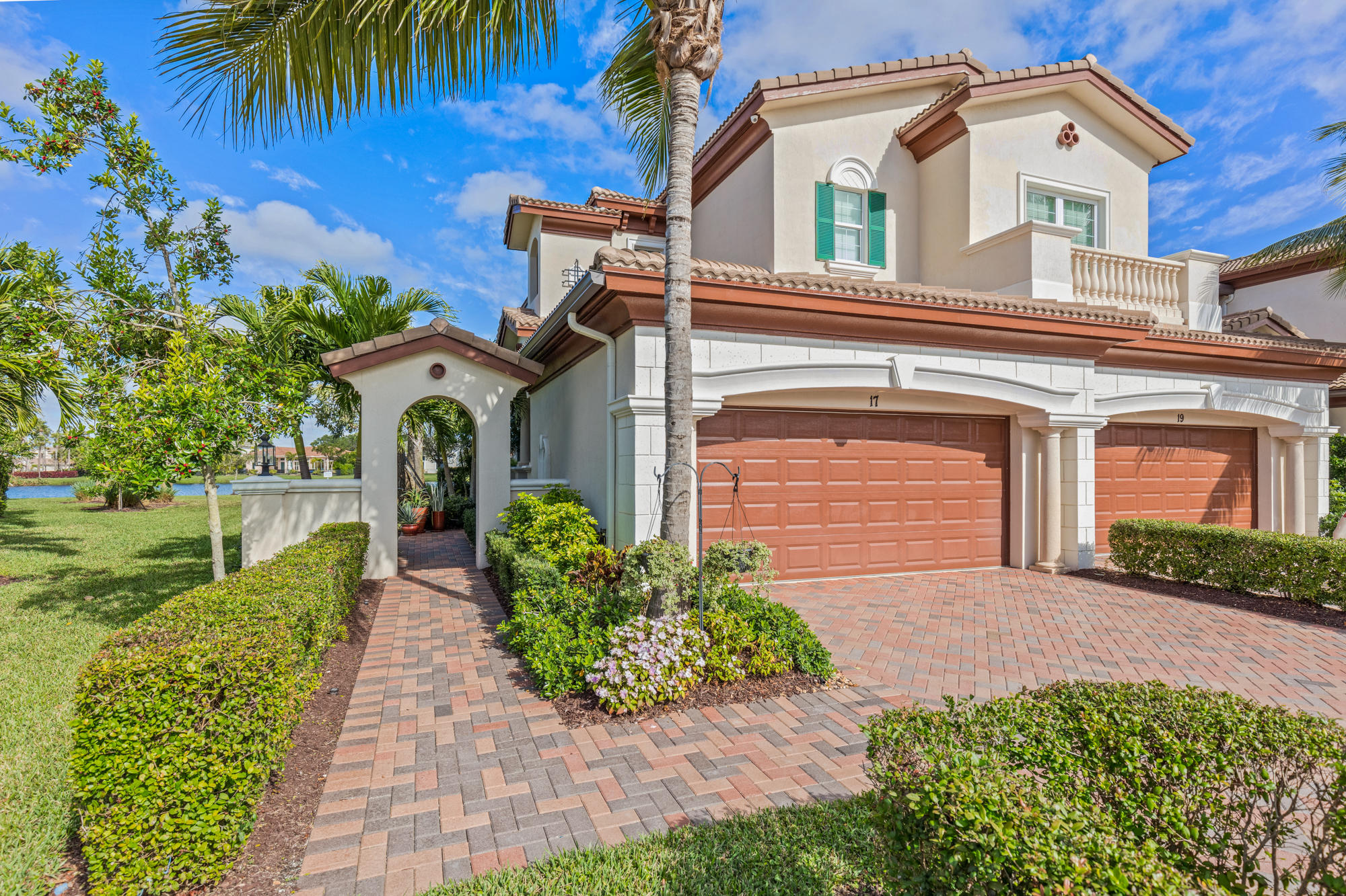107 Tresana Boulevard 17, Jupiter, Florida 33478, 3 Bedrooms Bedrooms, ,3 BathroomsBathrooms,A,Condominium,Tresana,RX-10460956