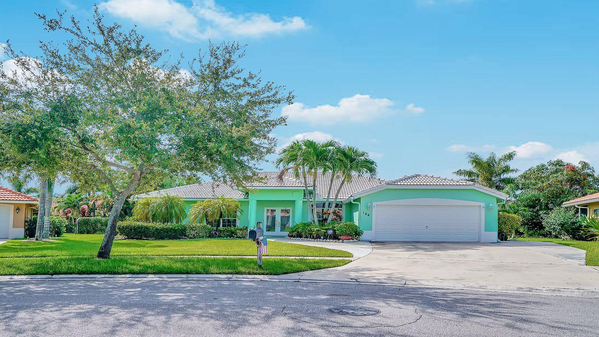 Home for sale in ESTATES OF ROYAL PALM BEACH 5 Royal Palm Beach Florida