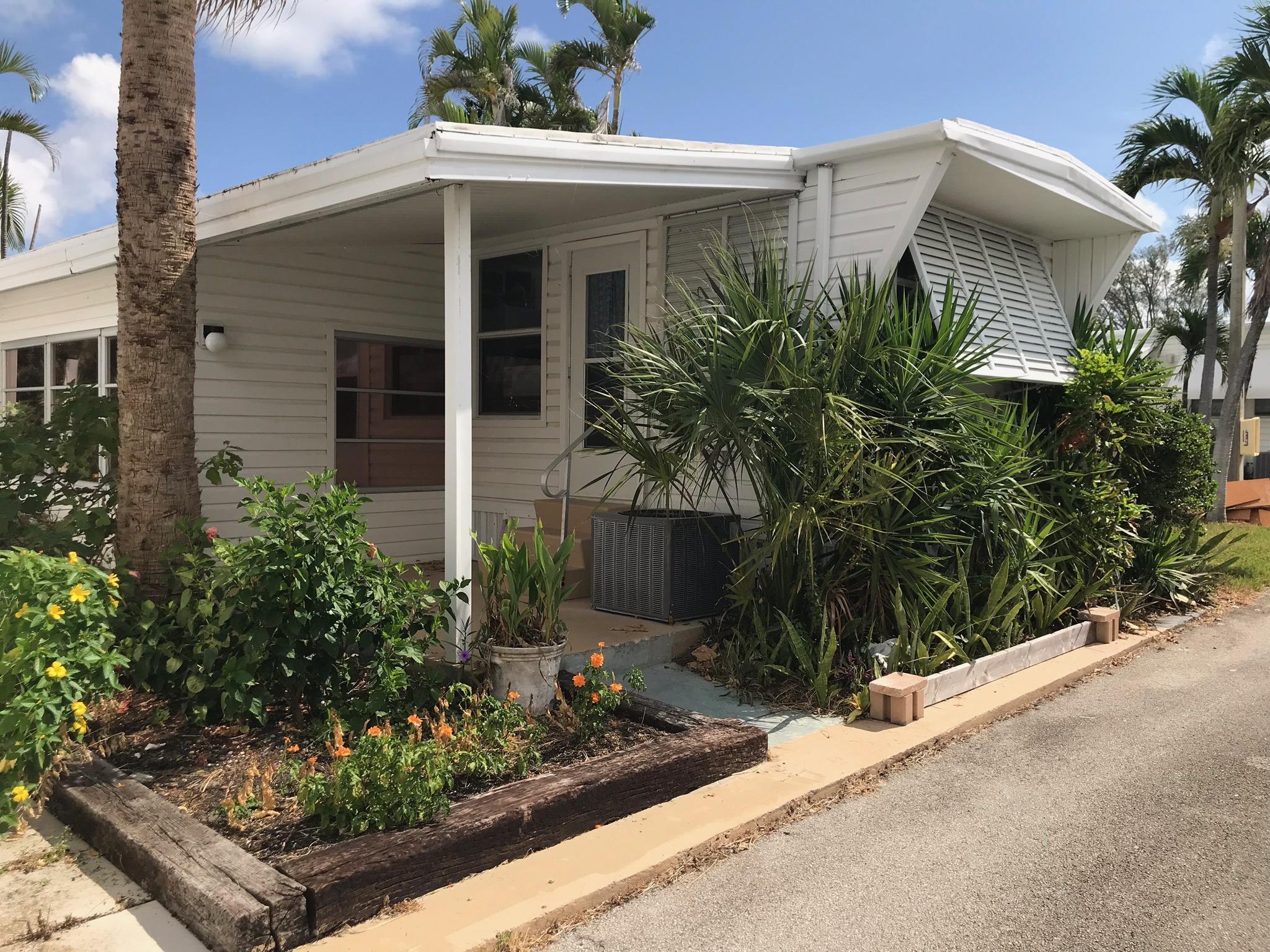 Home for sale in BRINY BREEZES INC Briny Breezes Florida