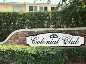 Colonial Club Sec 1