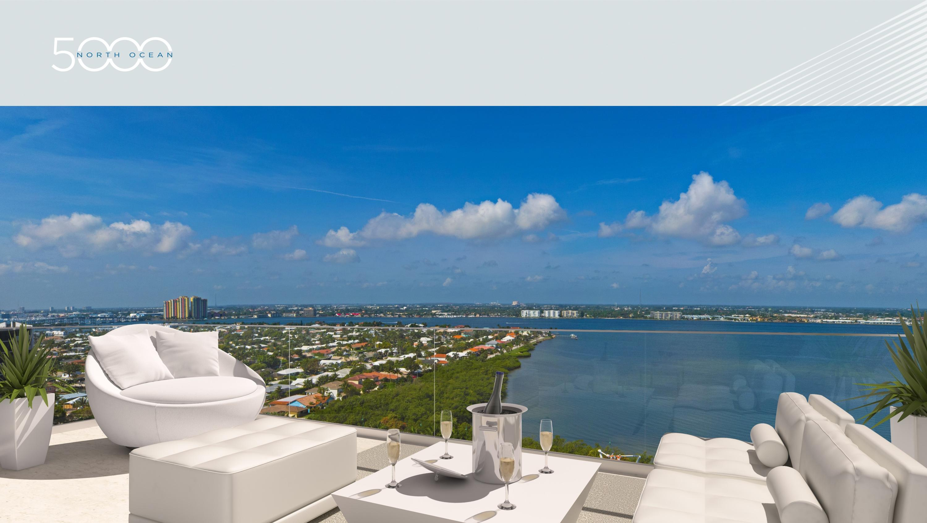 New Home for sale at 5000 Ocean Drive in Singer Island