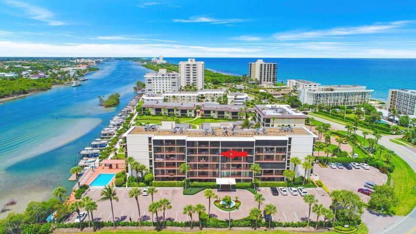 Home for sale in OCEAN VILLAS CONDO APTS Tequesta Florida