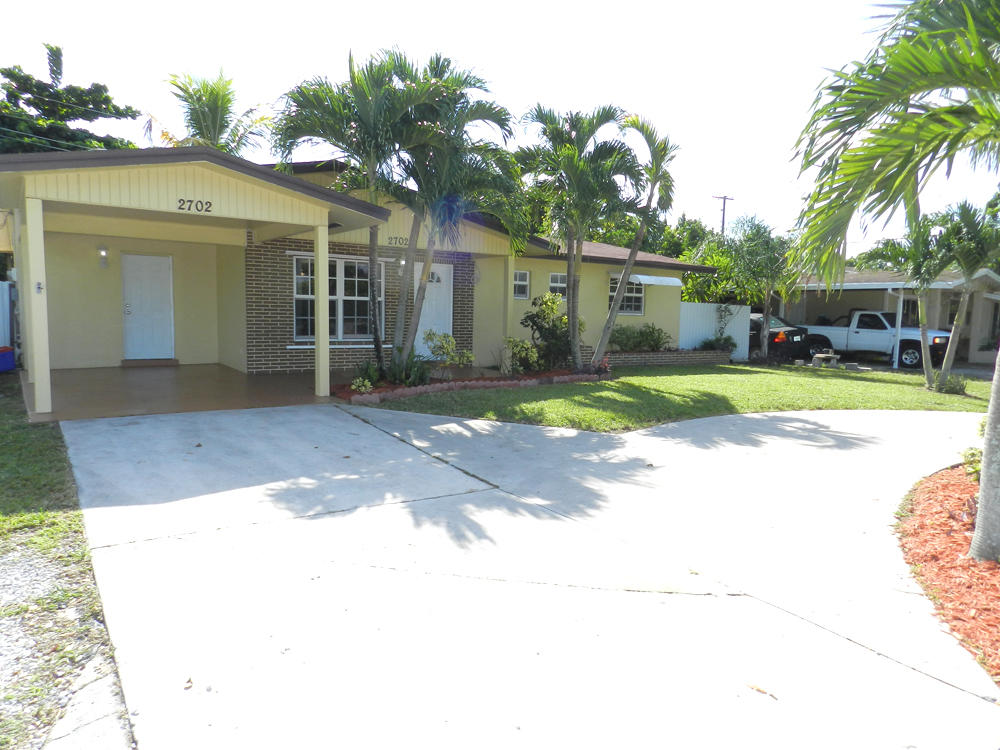 Home for sale in Cresthaven of Palm B West Palm Beach Florida