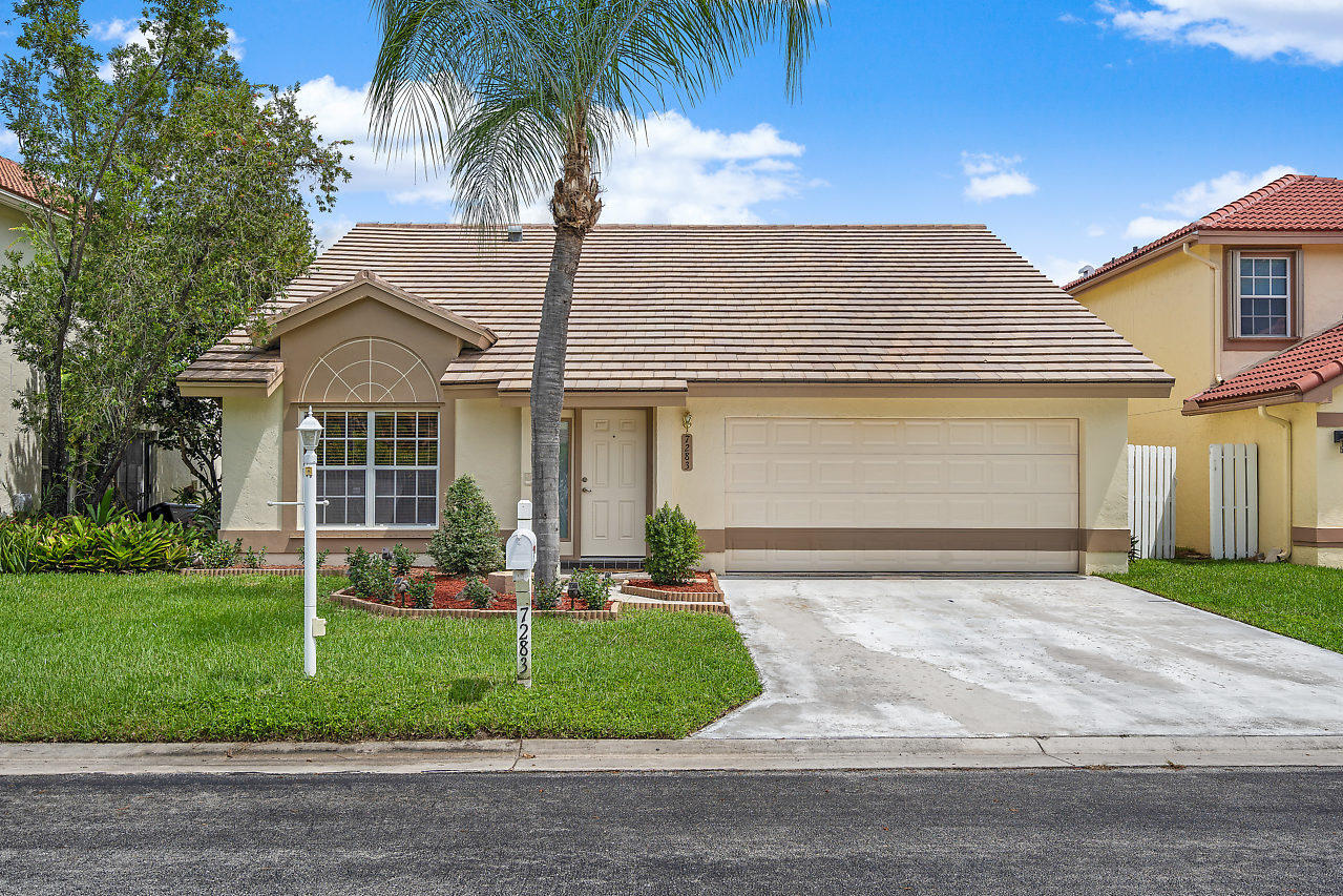 7283 Shell Ridge Terrace Lake Worth, FL 33467
