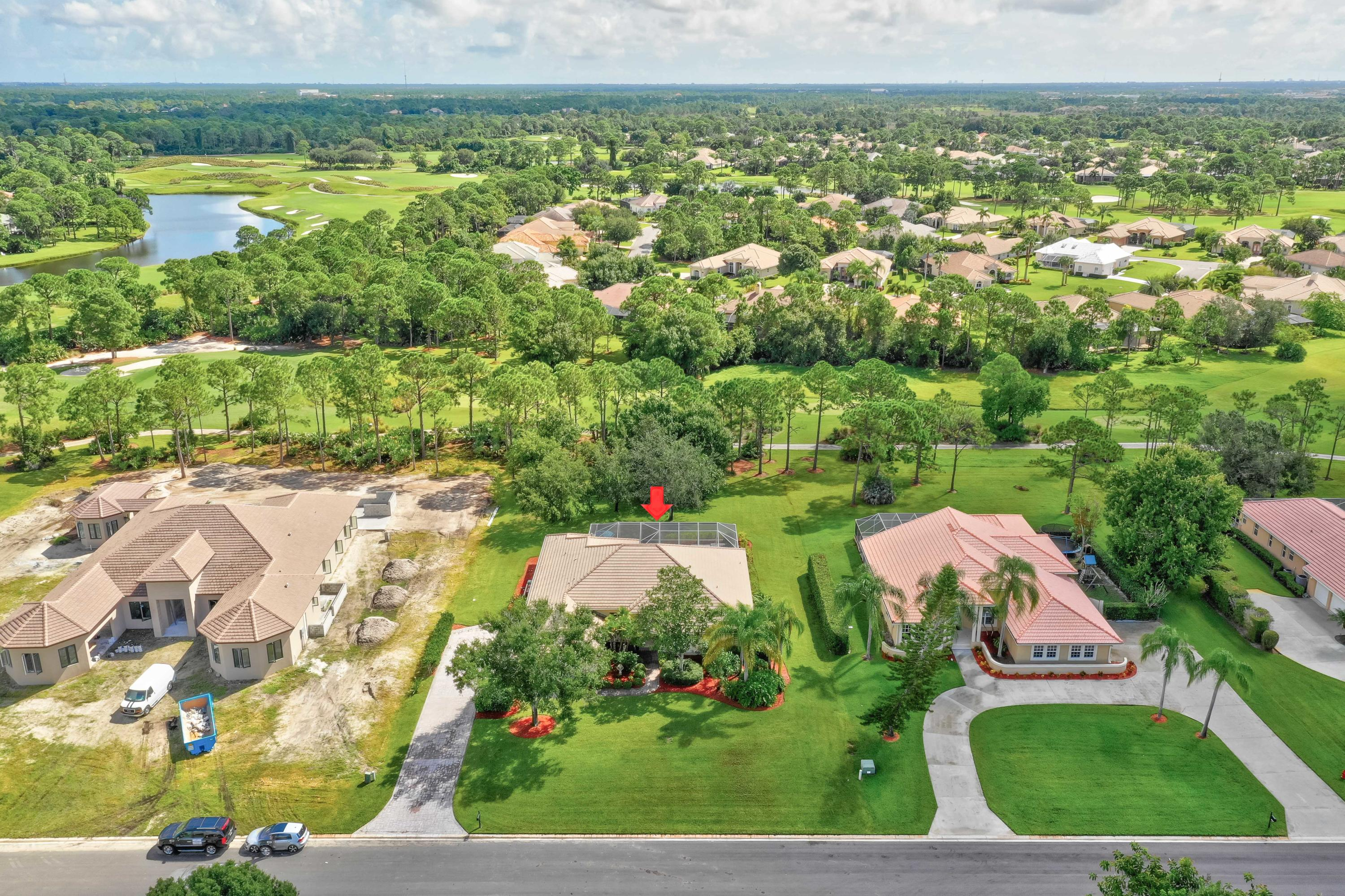 PGA VILLAGE PORT SAINT LUCIE REAL ESTATE
