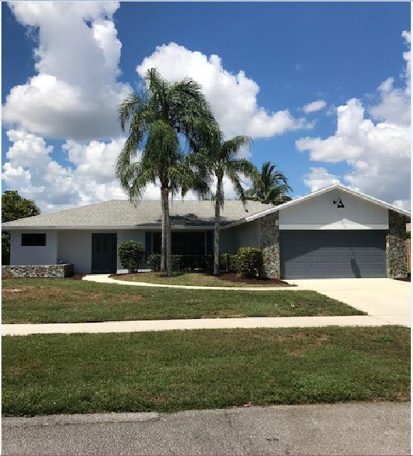 Home for sale in PHEASANT WALK SEC 4 Boca Raton Florida