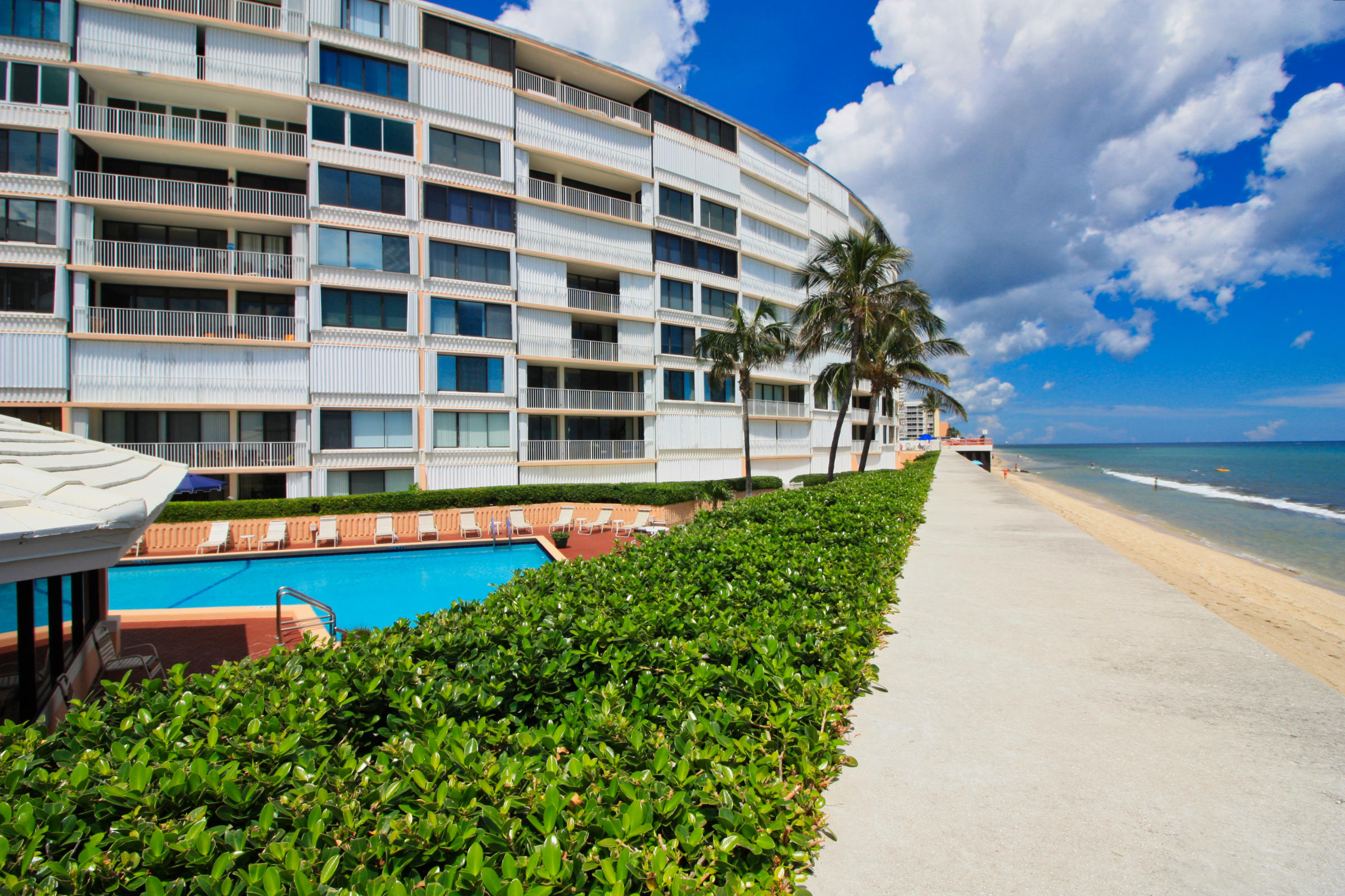 Home for sale in MAYFAIR HOUSE CONDO South Palm Beach Florida