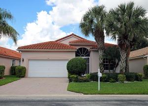 CASCADE LAKES home 5181 Bayleaf Avenue Boynton Beach FL 33437