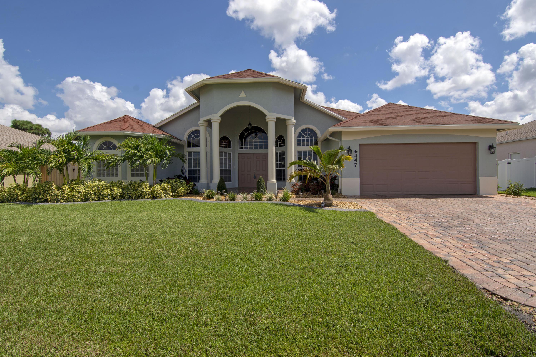 6447 NW Frenze Street, Port Saint Lucie, Florida