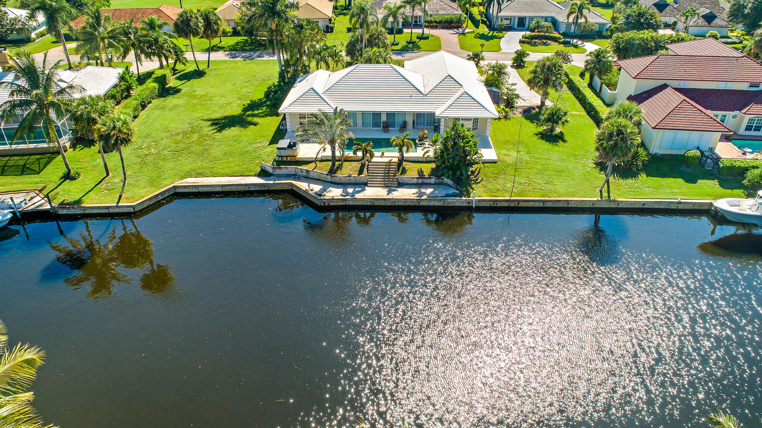 Home for sale in Stuart Yacht And Country Club Stuart Florida