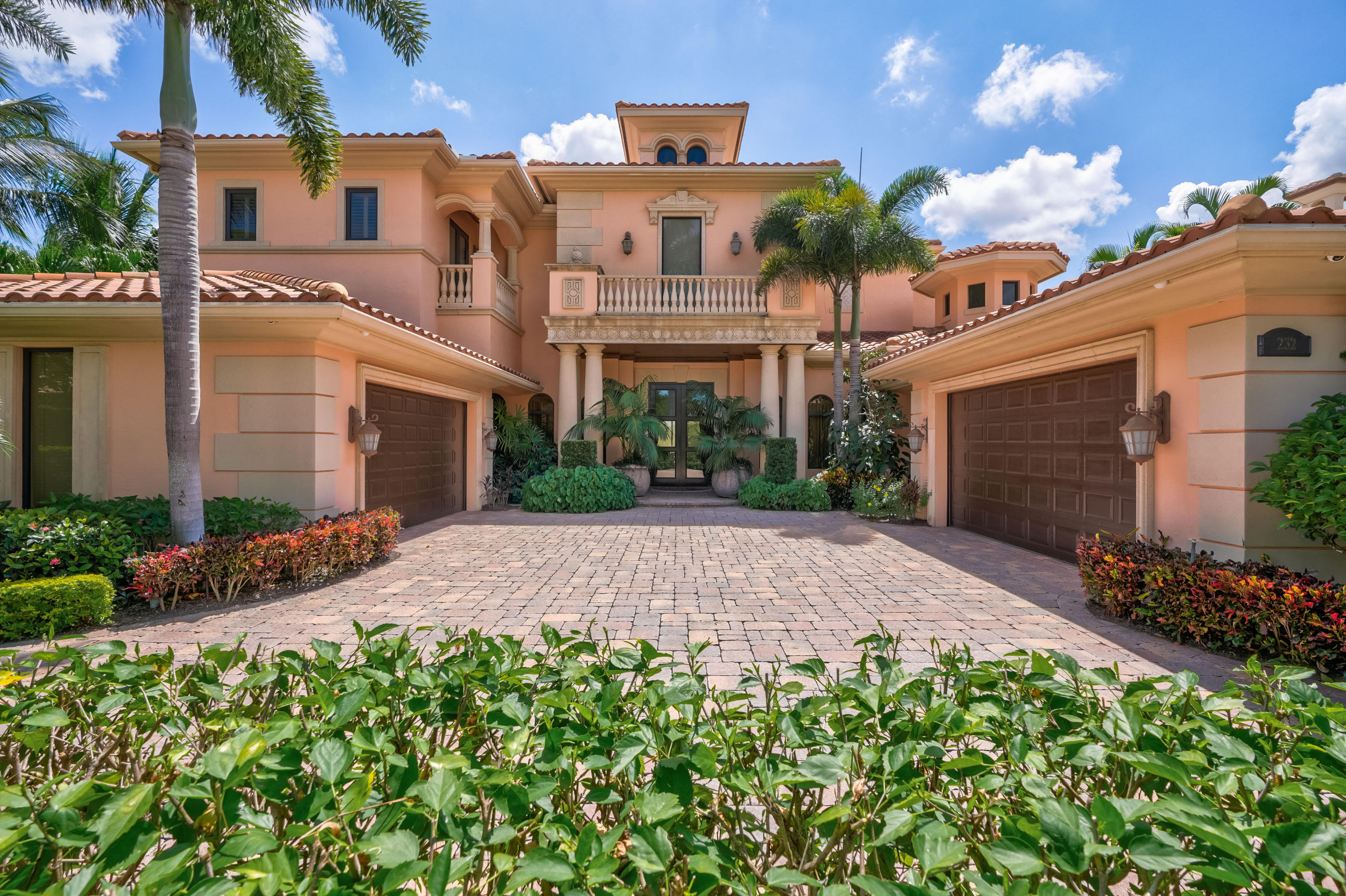 New Home for sale at 232 Via Palacio  in Palm Beach Gardens