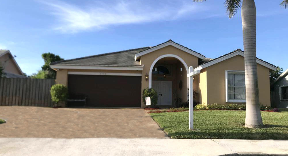 Home for sale in VERNON HEIGHTS Lake Worth Florida