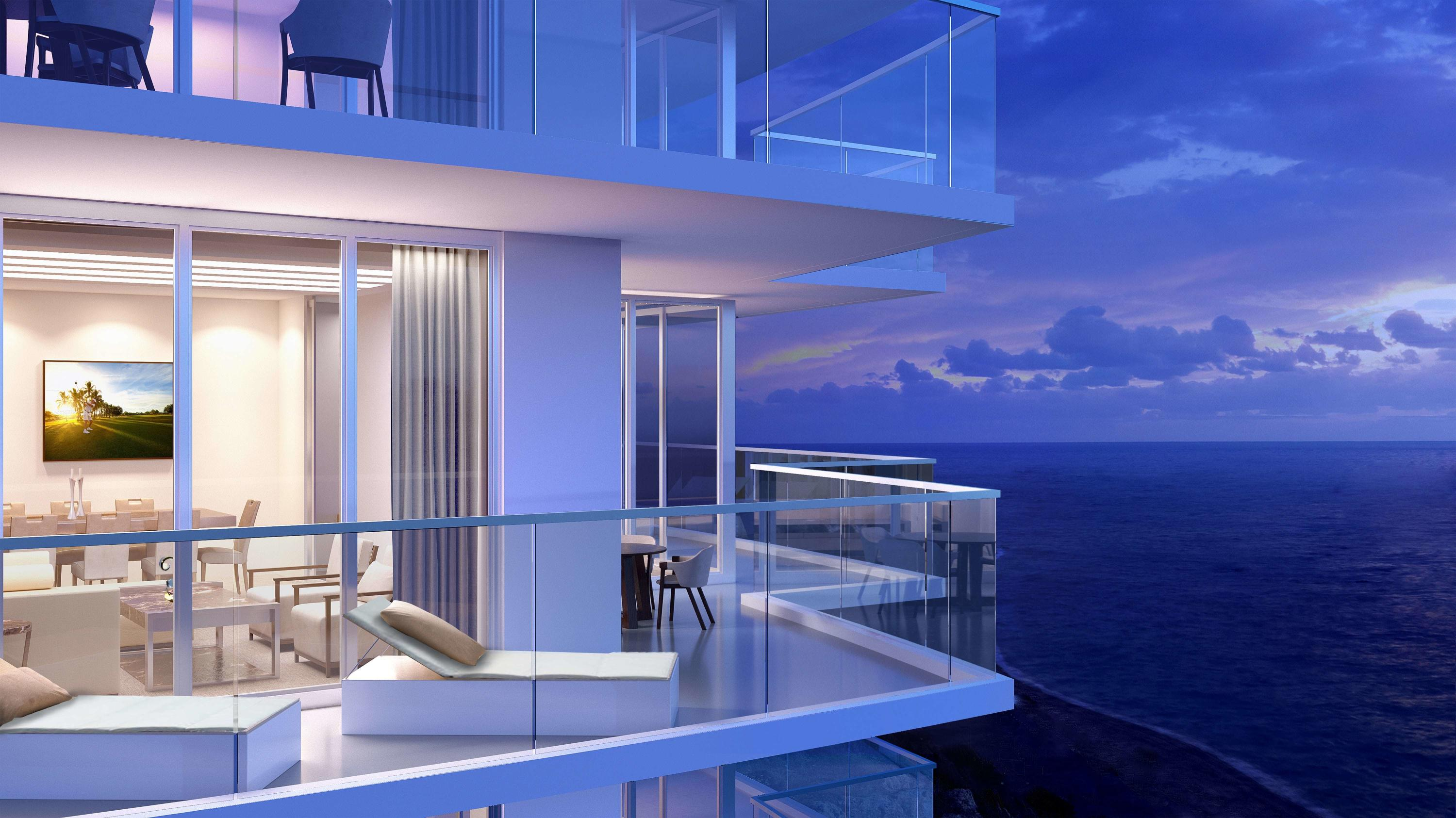 New Home for sale at 3100 Ocean Drive in Singer Island