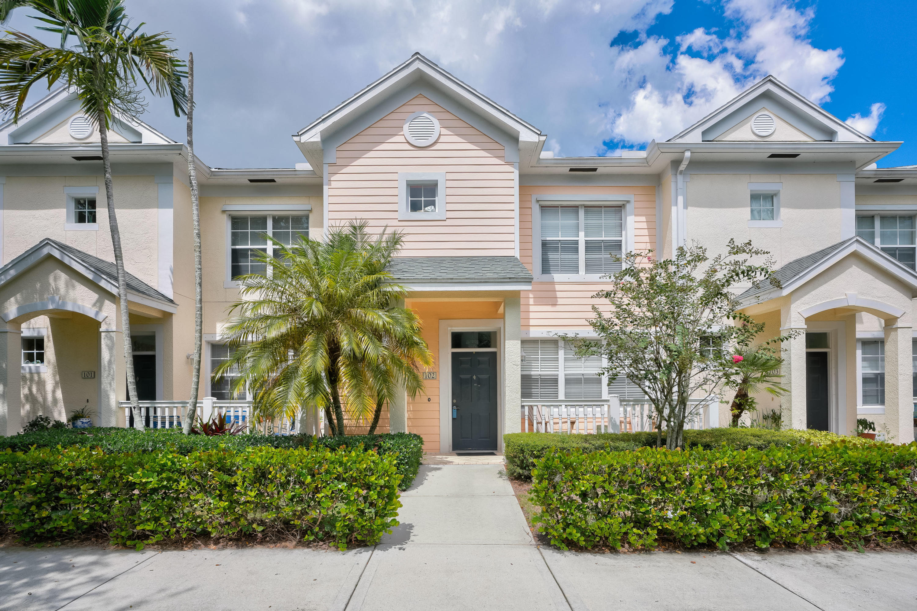 121 Santiago Drive 102, Jupiter, Florida 33458, 3 Bedrooms Bedrooms, ,2.1 BathroomsBathrooms,A,Condominium,Santiago,RX-10445972