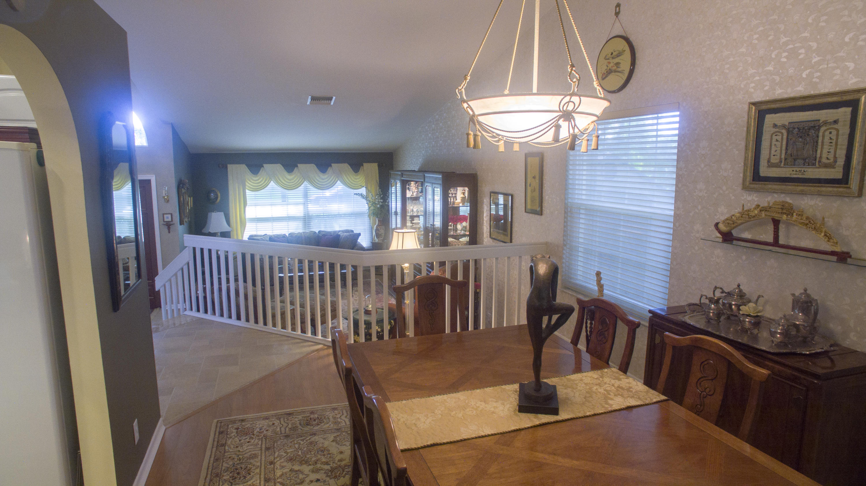 View from Formal Dining Area