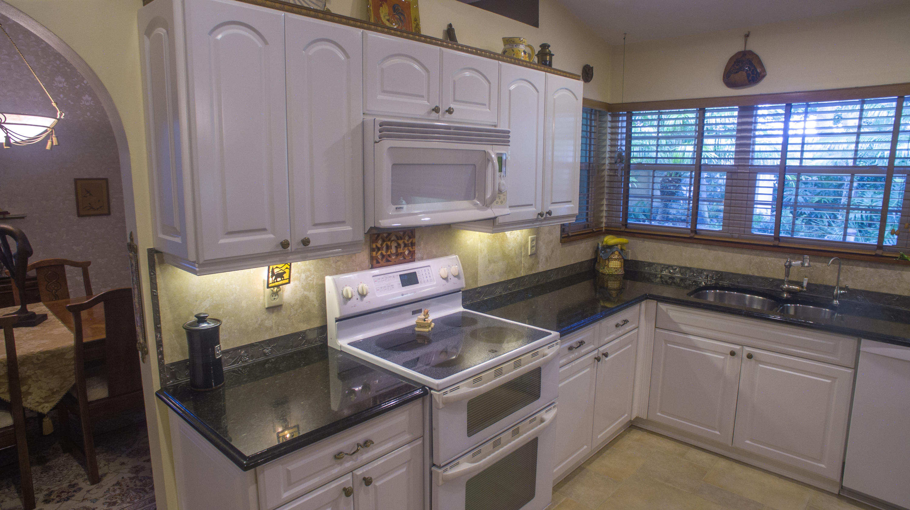 Kitchen Cabinets with pull outs