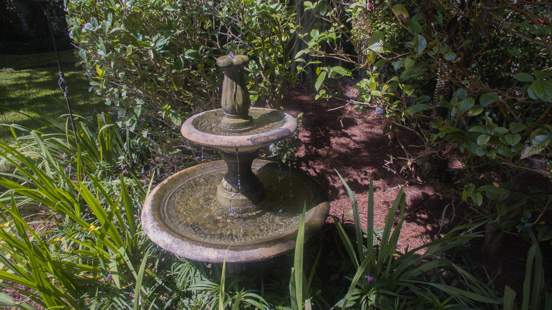 Italian Concrete 2 tier fountain