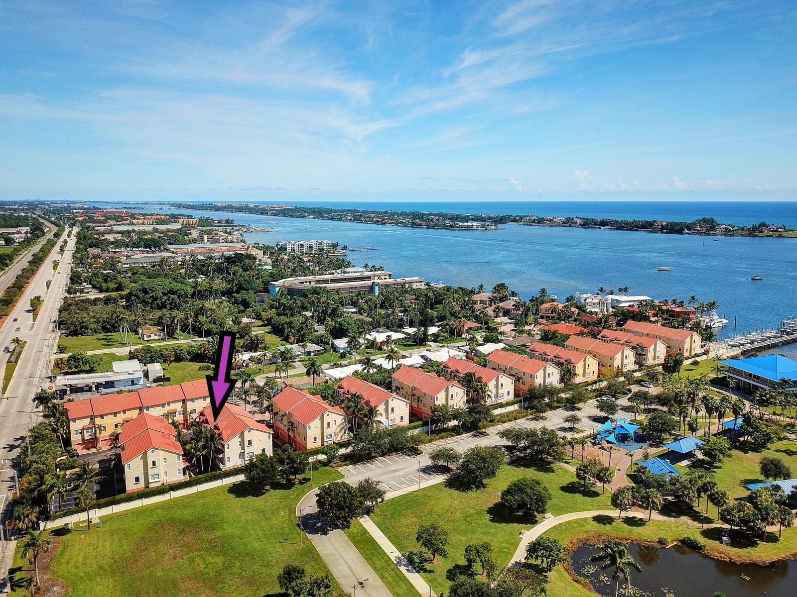 Home for sale in Harbors Boynton Beach Florida