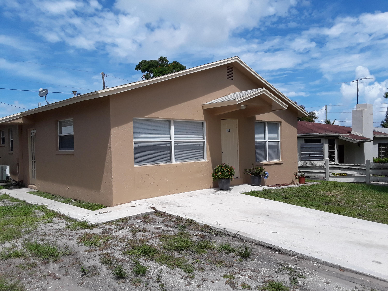 815 30th Court West Palm Beach, FL 33407
