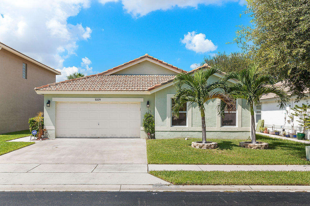 Home for sale in Fosters Mill Development Boynton Beach Florida