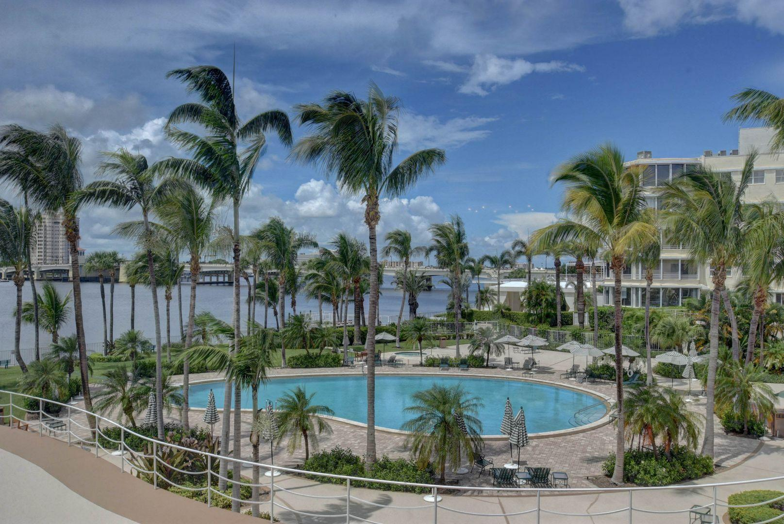 Home for sale in PALM BEACH TOWERS CONDO Palm Beach Florida