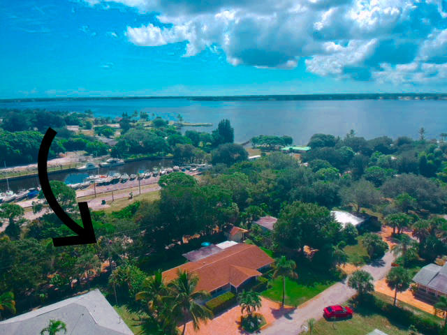 Home for sale in Glutch's Subdivision Jensen Beach Florida
