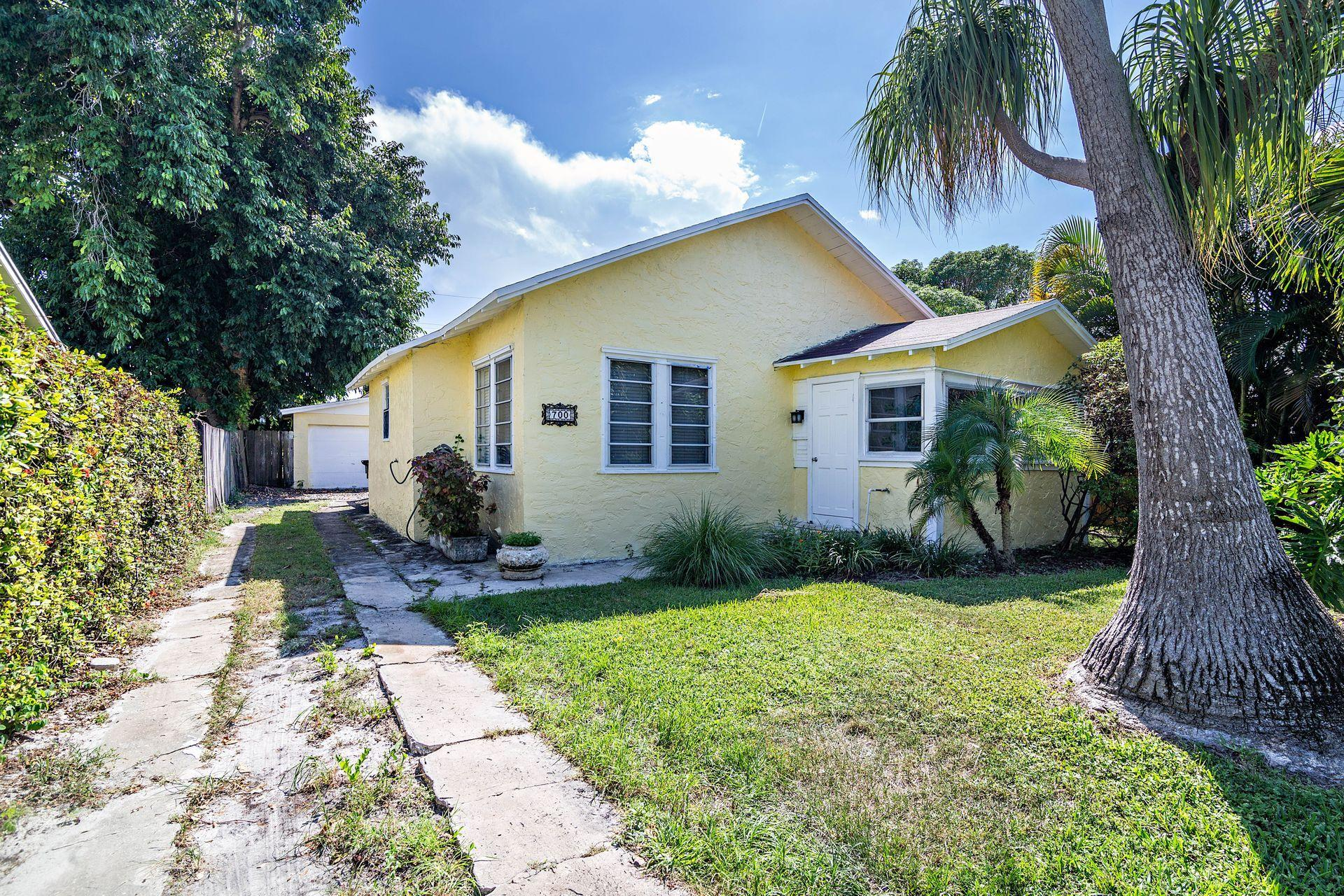 Home for sale in Pinewood Park West Palm Beach Florida