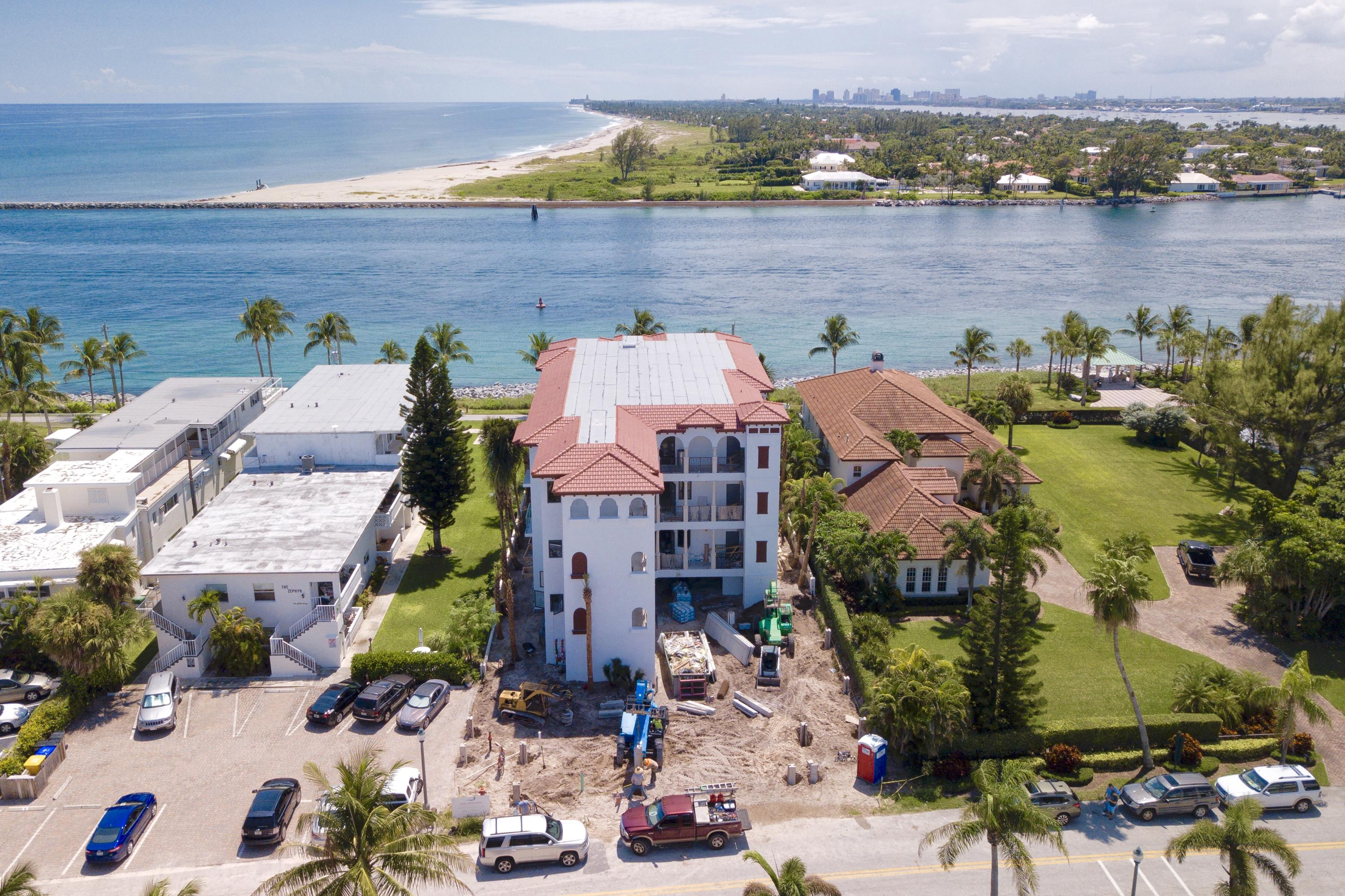 THE ADDISON SINGER ISLAND PALM BEACH SHORES REAL ESTATE