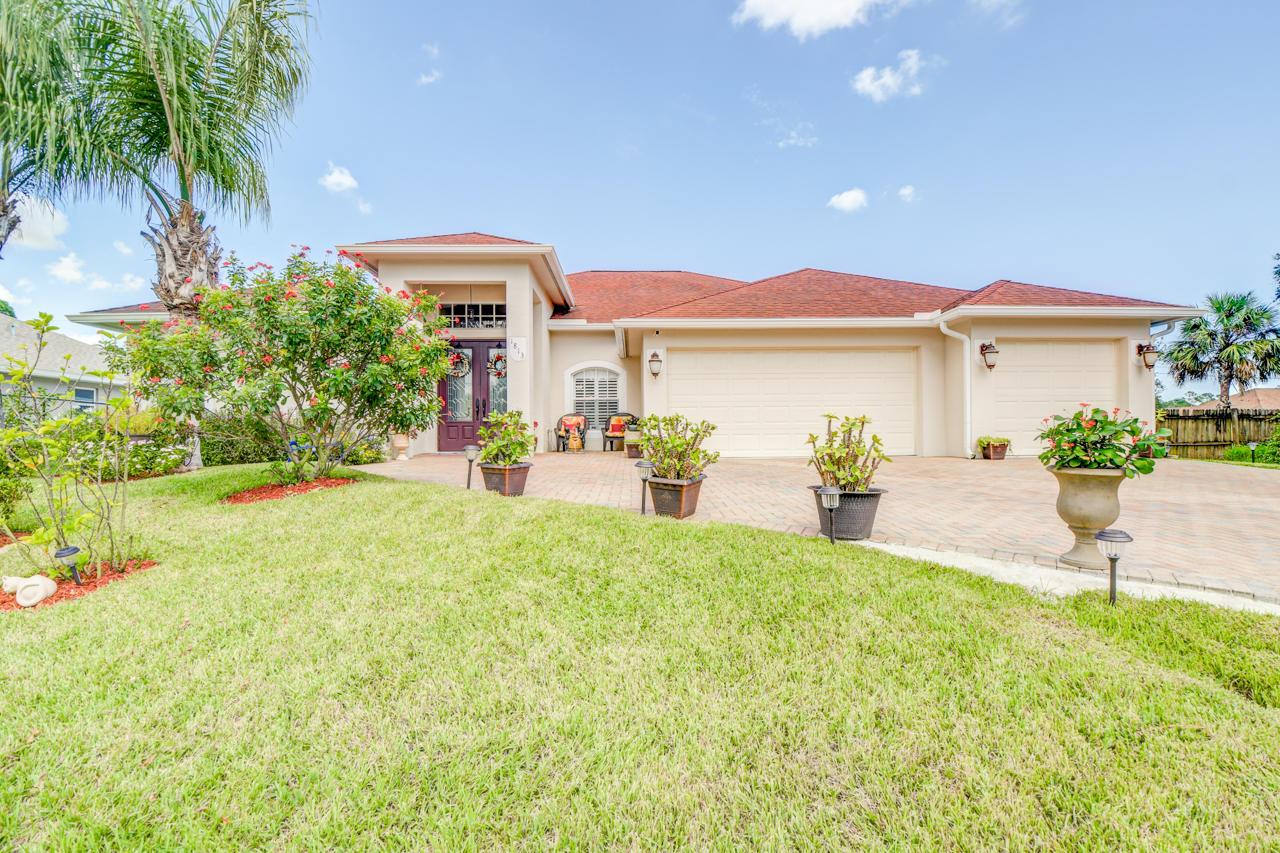 Home for sale in Psl Sec 11 Port Saint Lucie Florida
