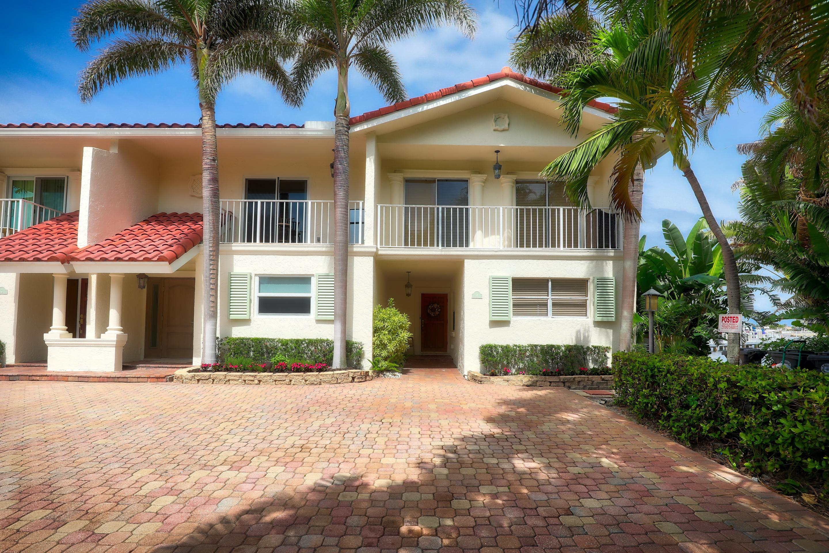 Home for sale in Bel Lido/highland Pointe Highland Beach Florida
